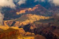 Canyon Shadows print