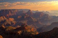 Canyon Contrast print