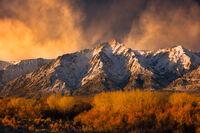 Sierra Sunrise print