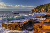 Acadia Morning print