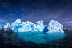 Antarctica, iceberg, cierva cove