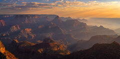 Arizona, Grand Canyon, Grandview, Sunrise