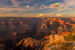Arizona, Grand Canyon, Sunset, Yavapai