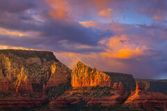 Arizona, Sedona, Sunset