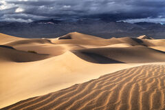 California, Death Valley, Sand, Dunes