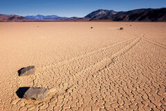 California, Death Valley, Racetrack, rocks