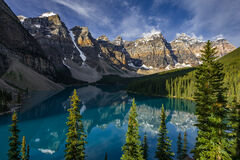 Canada, Alberta, Moraine Lake, Canadian Rockies