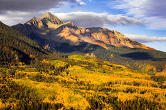 Colorado, Wilson Peak, Fall, Color