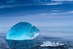 iceland, iceberg, jokulsarlon, lagoon