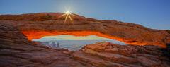 Utah, Canyonlands, National Park, mesa arch, sunrise