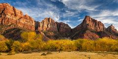Utah, Zion Park, The Watchman