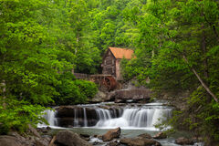 West Virginia, Babcock, Grist Mill