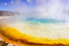 Wyoming, Yellowstone, Prismatic, Spring