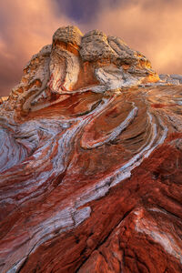 Arizona, White, Pocket, Red, Rock, limited edition, photograph, fine art, landscape