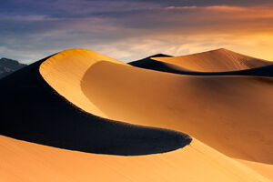 California, Death Valley, Mesquite, Sand Dune, limited edition, photograph, fine art, landscape