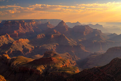 Canyon Contrast