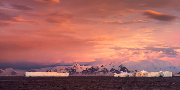 Tabular Sunset