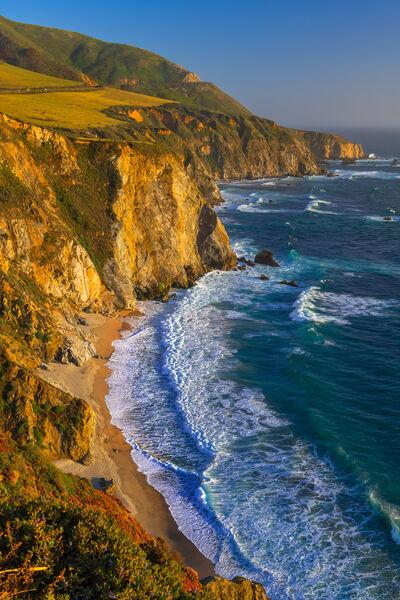 Big Sur Afternoon