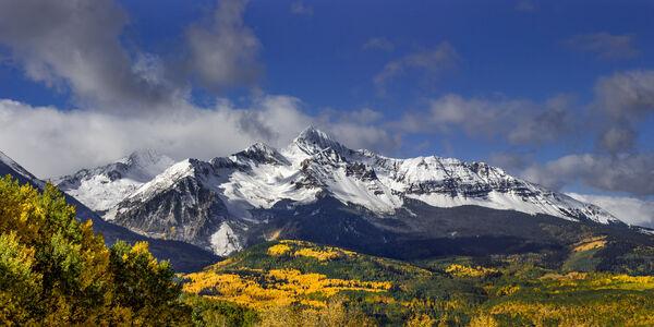 Fall At Wilson Peak