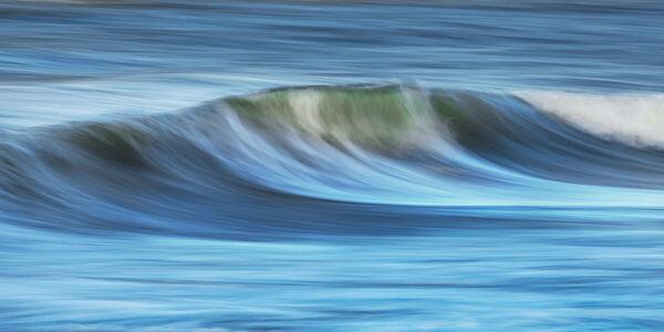 Abstract Photograph, Florida, Coast, Ocean, Wave