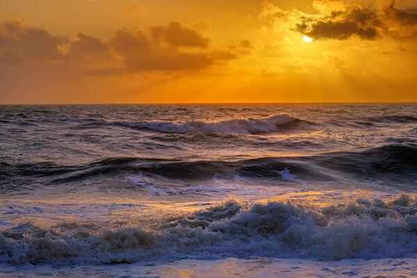 Florida, Tequesta, Coral Cove, Storm, Waves, Sunrise, limited edition, photograph, fine art, landscape, coast