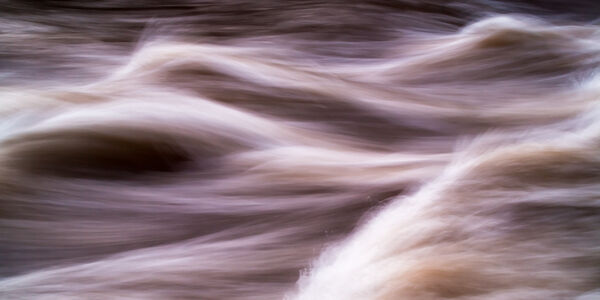 Abstract Photo, Montana, River, Rapids