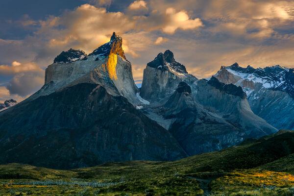 Patagonia Strong