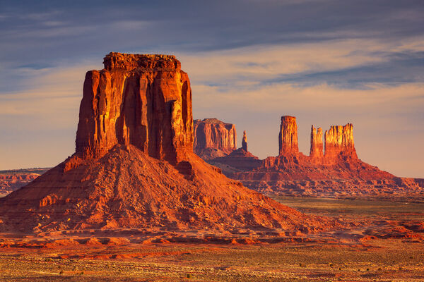 Utah, Monument Valley, Artist Point, limited edition, photograph, fine art, landscape, red rock