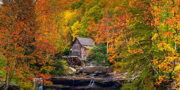 Grist Creek Mill