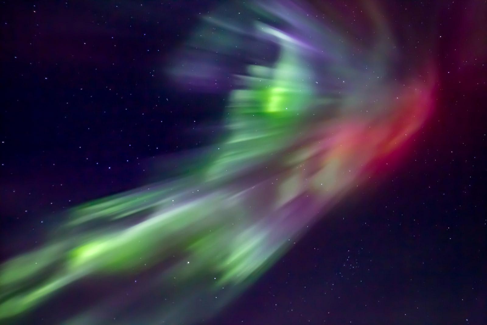 Alaska, Northern Lights, aurora, sky, photo
