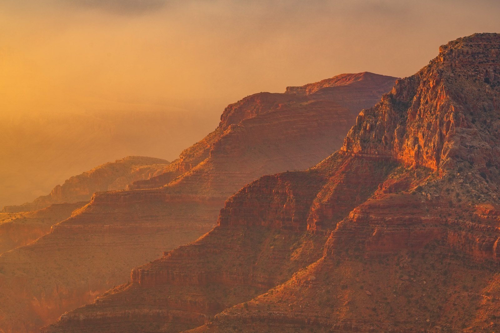 Arizona, Grand Canyon, National Park, Sunrise, Canyon, photo