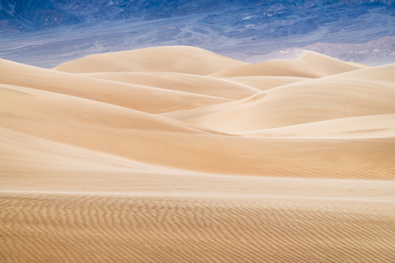 California, Death Valley, Sand, Dunes, Mesquite Dunes, photo