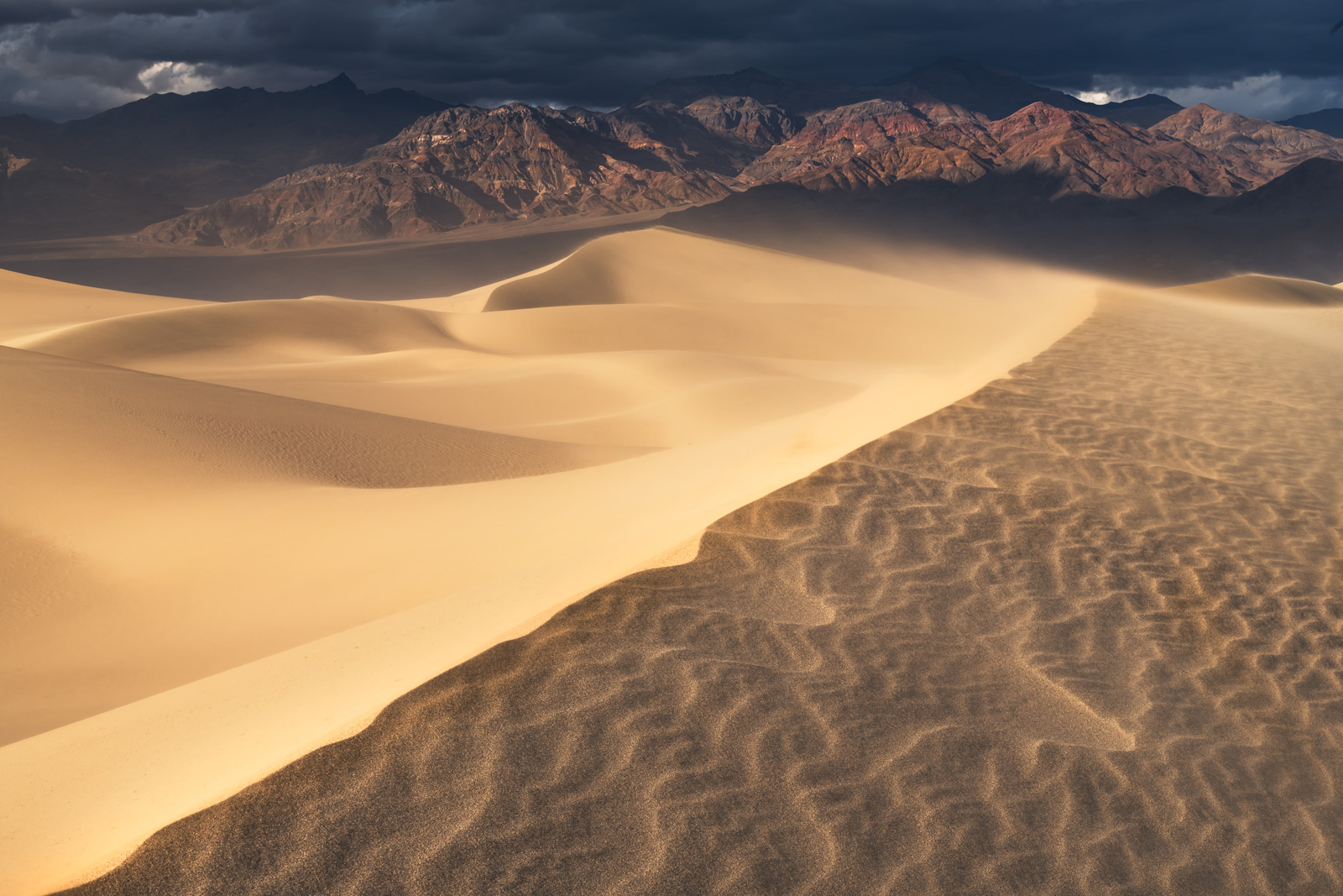 California, Death Valley, Sand, Dunes, photo