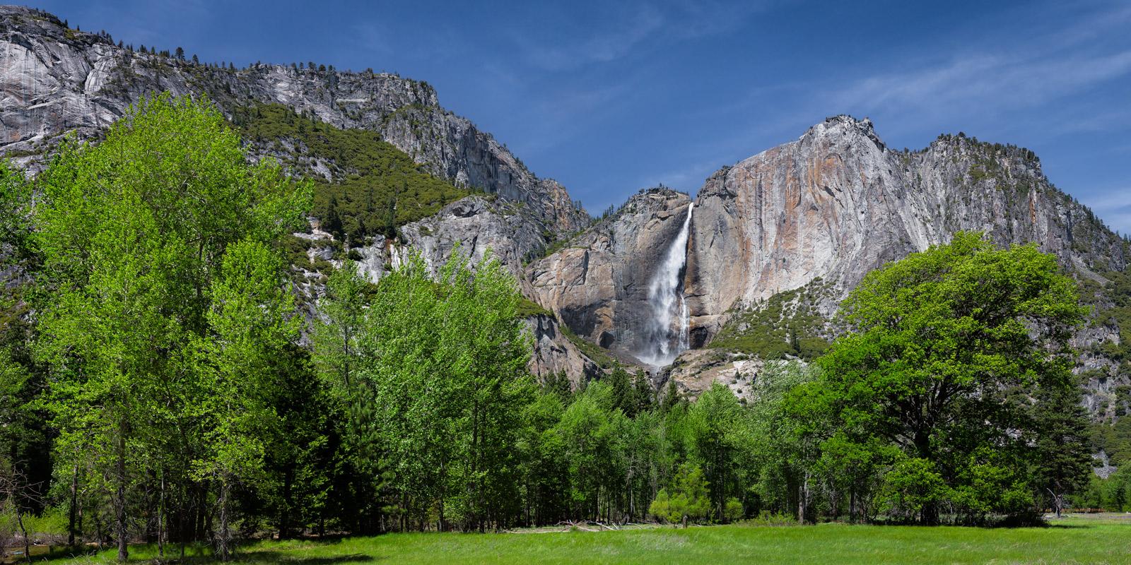 California, Yosemite, Yosemite Falls