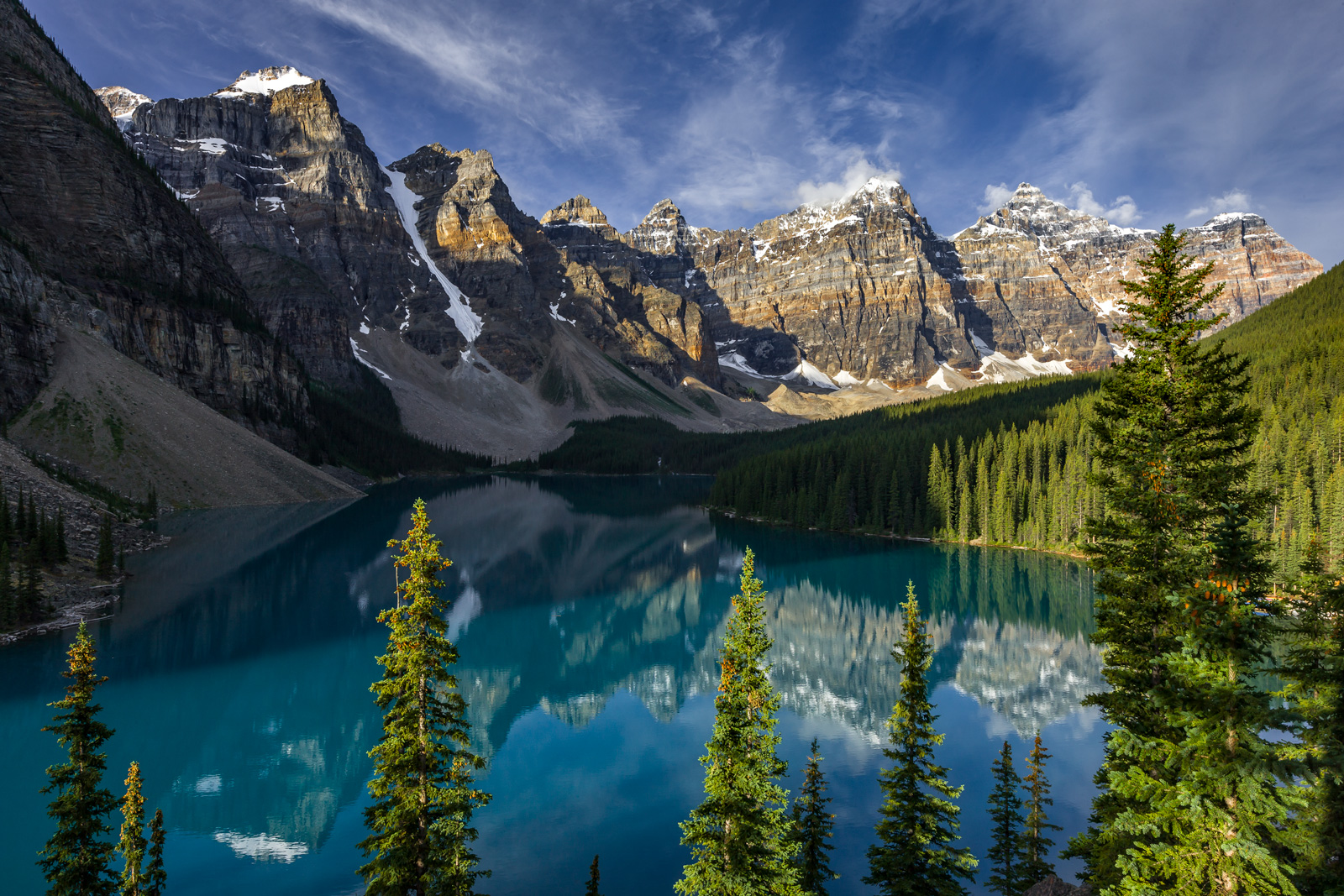 Canada, Alberta, Moraine Lake, Canadian Rockies, limited edition, photograph, fine art, landscape, photo
