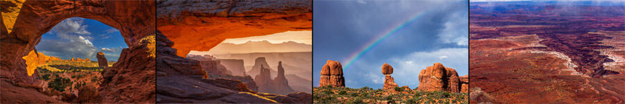 Arches and Canyonlands National Parks Landscape Photography