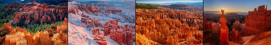 Bryce Canyon Fine Art Landscape Photography