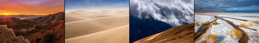 Death Valley Landscape Photography