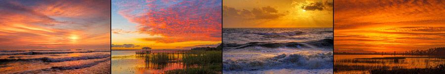 Florida Landscape Photography Sunrise Sunset