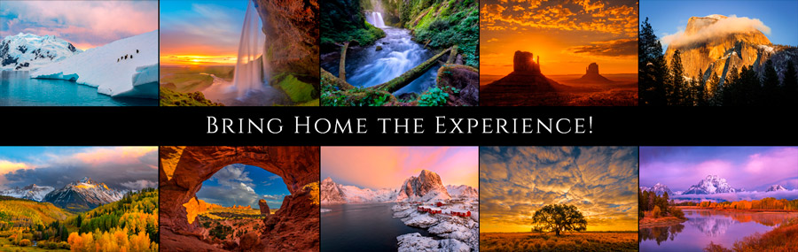 Nature and Landscape Photography Prints