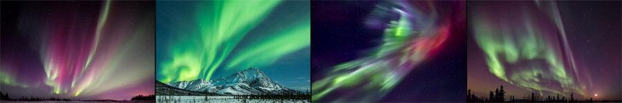 Northern Lights Landscape Photography