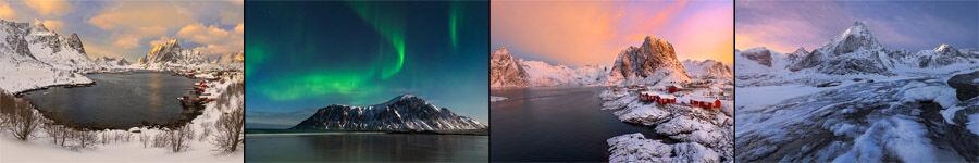 Norway Lofoten Islands Landscape Photography