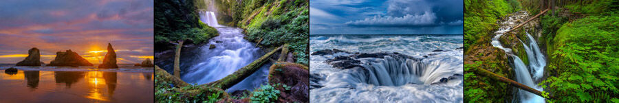 Pacific Northwest Landscape Photography