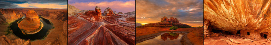 Red Rock Country Landscape Photography