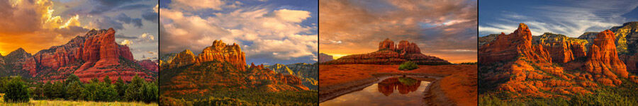 Sedona Arizona Landscape Photography