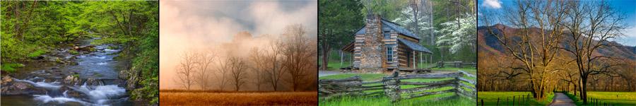Smoky Mountains Fine Art Landscape Photography