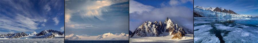 Svalbard and Spitsbergen Landscape Photography