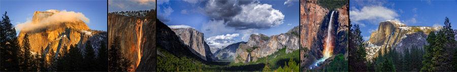 Yosemite National Park Fine Art Landscape Photography