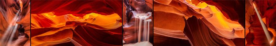 Slot Canyon and Antelope Canyon Landscape Photography