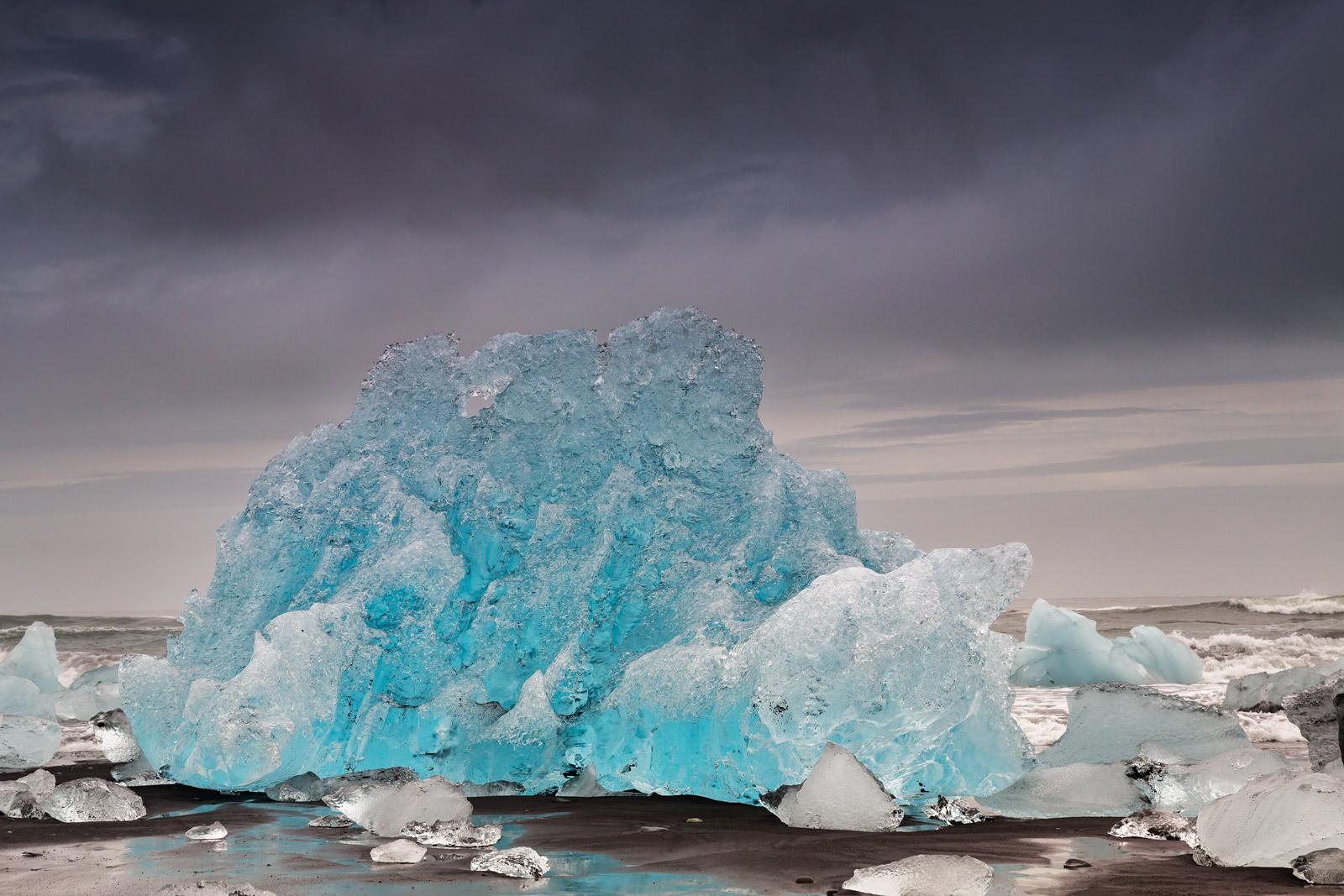 iceland, iceberg, jokulsarlon, lagoon, limited edition, photograph, fine art, landscape, photo